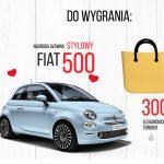 Konkurs SuperFish – wygraj Fiata 500