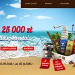 Loteria Woseba – podróże z kawą
