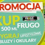 Frugowyzwalacz – konkurs Frugo w Żabce i Freshmarkecie