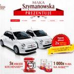Loteria – Mąka Szymanowska Prezentuje