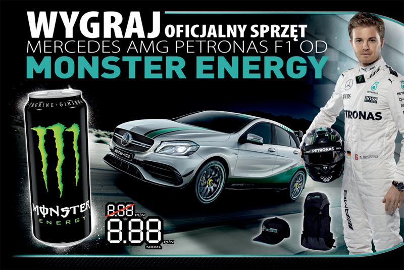 Konkurs Monster Energy na stacjach BP
