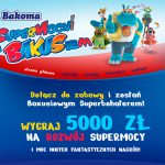 Loteria Supermocni z Bakusiem