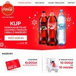 Loteria Coca-Cola w Delikatesach Centrum