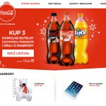 Loteria Radosne święta z Coca Cola