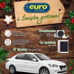 Loteria Euro na Święta – wygraj Peugeot 301