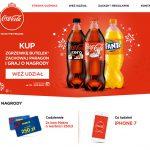 Świąteczna loteria Coca-Cola w Makro