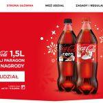 Świąteczna loteria Coca-Cola – podziel się radością