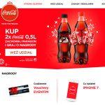 Loteria Coca-Cola Świąteczna radość