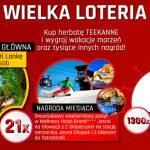 Wielka Loteria TEEKANNE