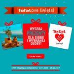 Konkurs Tefal – Tefalove święta