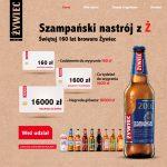 Loteria Żywiec w Carrefour – szampański nastrój