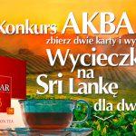 Konkurs Akbar – wygraj wycieczkę na Sri Lankę