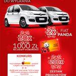 Konkurs Colgate Biedronka 2017 – wygraj Fiat Panda