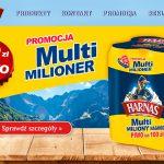 Loteria Harnaś 2017 – Multimilioner