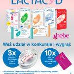 Konkurs Lactacyd w Hebe