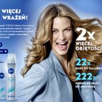 Konkurs NIVEA Volume Care – wygraj bon do Zalando
