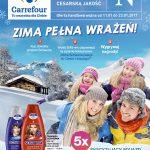 Konkurs Schauma w Carrefour – zima pełna wrażeń