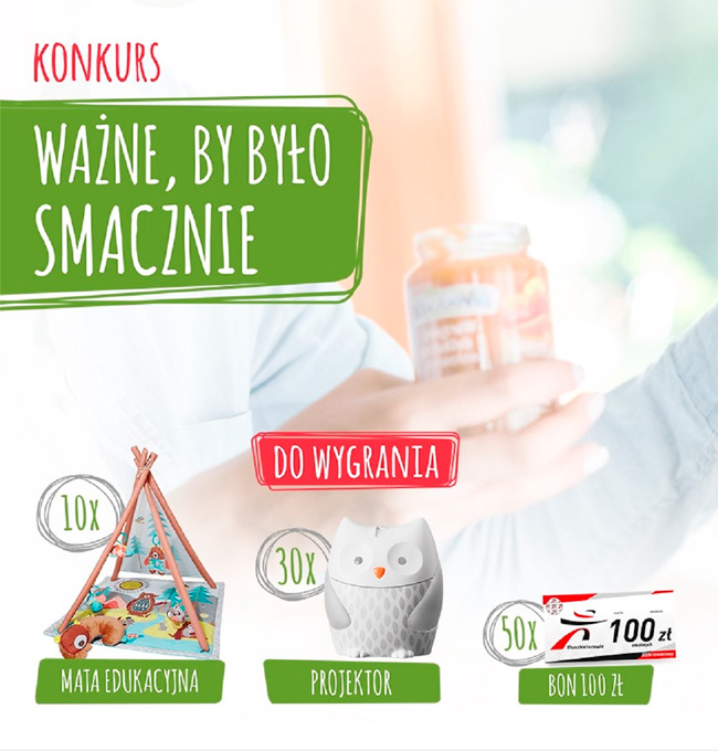 Konkurs BoboVita i Bebiko w Intermarche