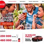 Loteria Coca-Cola – Radość z wygranej 2017