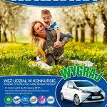 Konkurs Kaufland – jedź z rodziną szukać wiosny