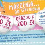 Konkurs Nestle w Carrefour – marzenia do spełnienia