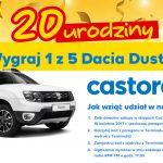 Loteria 20 urodziny Castoramy