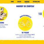 Konkurs Chwila na WASA – wygraj rower
