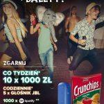 Loteria Crunchips – jest wygrana są balety