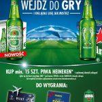 Loteria Heineken w Makro
