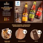 Fartuch, deska lub książka za zakup piwa Książęcego