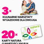 Konkurs Bic w Drogeriach Natura