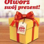 Loteria 45 lat MR – otwórz się na prezent