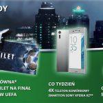 Piłka pełna nagród – loteria Heineken w Tesco