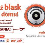 Loteria Henkel w POLOmarket – wprowadź blask do swojego domu