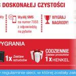 Konkurs Somat i Pur w sklepach Sano, Twój Market i Chata Polska