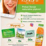 Konkurs Tymbark VITAMINI w sklepach Żabka i Freshmarket