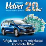 Loteria urodzinowa Świat Velvet