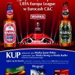 Loteria Warka w Eurocach – Wyjedź na mecz