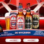 Loteria Warka 2017 – wygraj bilety UEFA lub piłkę