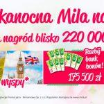 Loteria Wielkanocna Mila na Wyspach