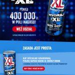 Loteria Wygraj z XL Energy Drink