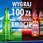 Loteria Heineken i Warka w sklepach Żabka i Freshmarket