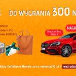 Konkurs Caffetteria Mokate – wygraj Mercedes-Benz klasy A