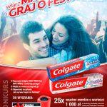 Konkurs Colgate Włącz max uśmiech i graj o festiwal