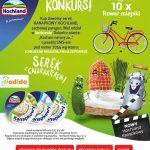Konkurs Hochland w sklepach Odido