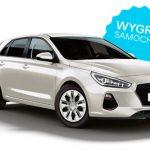 Mistrzowska loteria Hyundai i30 – wygraj samochód