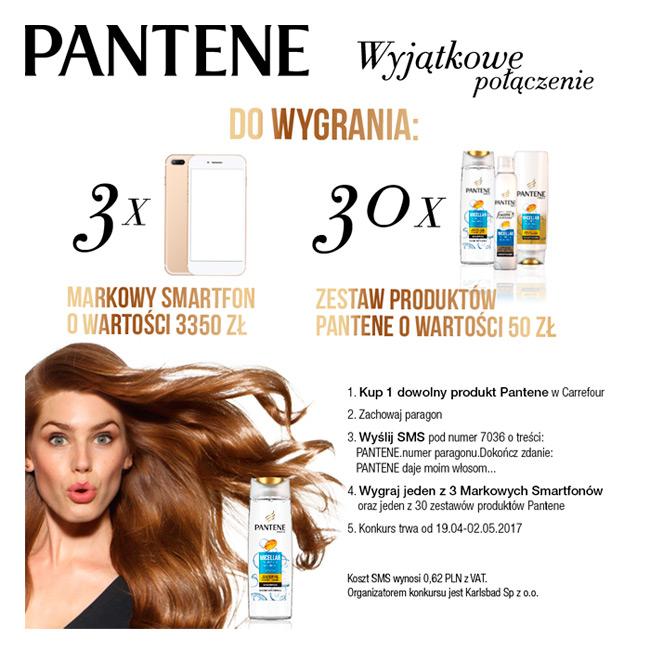 Konkurs Pantene w Carrefour