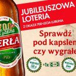 Loteria Perła z okazji 700-lecia Lublina