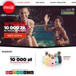 Loteria Coca-Cola w sieci RUCH