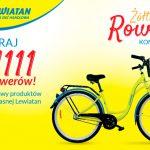 Konkurs Lewiatan – wygraj żółty rower